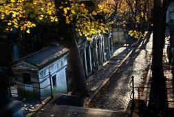 photos cimetière père Lachaise Paris - regardailleurs